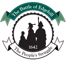 Battle of Edgehill Exhibition logo