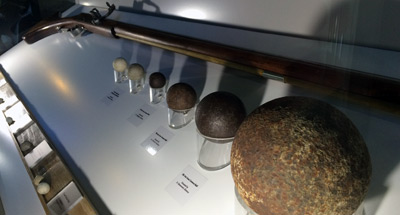 Radway Battle of Edgehill Artefacts