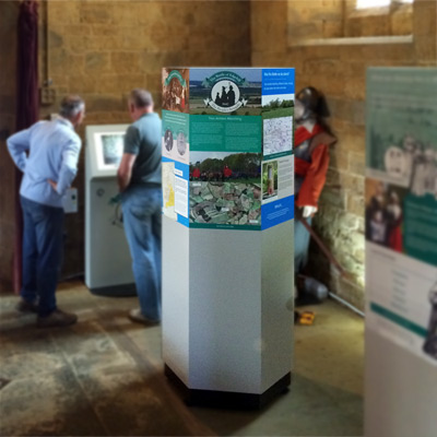 Radway Battle of Edgehill Exhibition